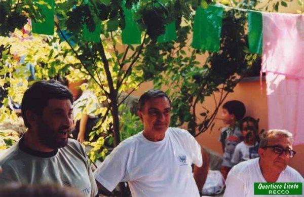 Pranzo Liceto 1999 (foto R. Gava)