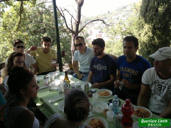 Pranzo Liceto 2012 (foto C. Guglieri)