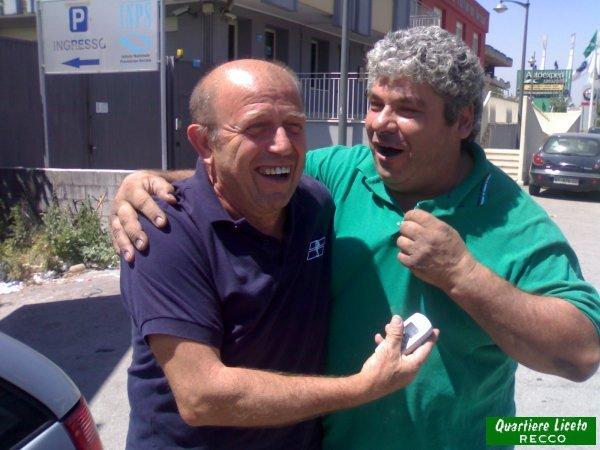 Enrico & Carminuccio (foto C. Guglieri)