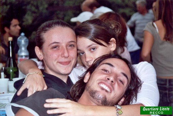 Pranzo Liceto 2006 (foto F.Corbani)