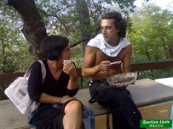 Pranzo Liceto 2007 (foto C. Guglieri)