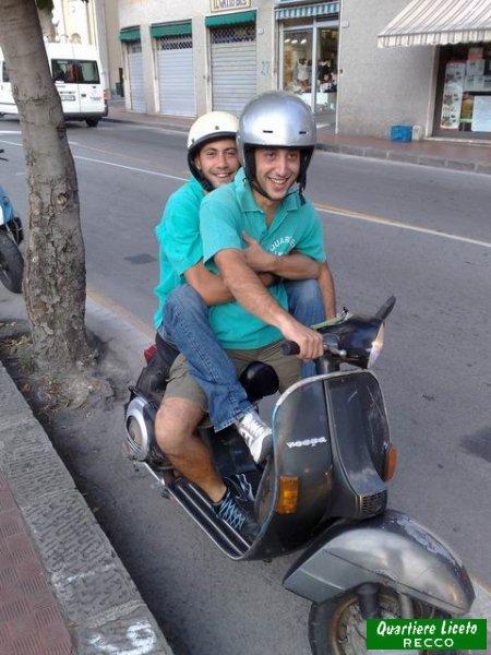 Gimpy & Simone (foto C. Guglieri)